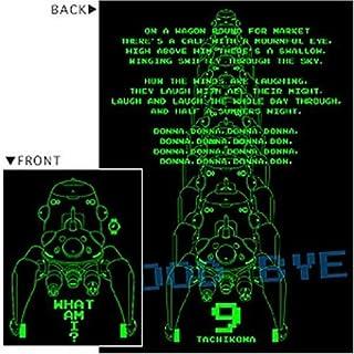攻殻機動隊 タチコマ Tシャツ ブラック サイズ:M
