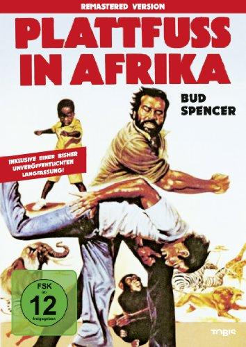 Plattfuß in Afrika (Remastered Version)