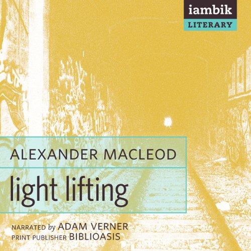 Light Lifting audiobook cover art