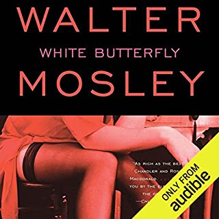 White Butterfly cover art