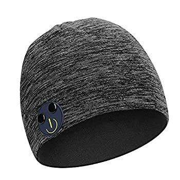 hats with bluetooth headphones