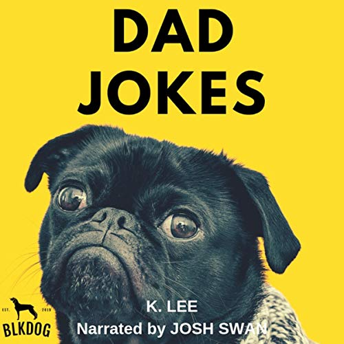 Dad Jokes: Cheesy Jokes to Make You Groan audiobook cover art