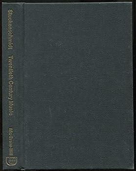 Hardcover Twentieth century music (World university library) Book