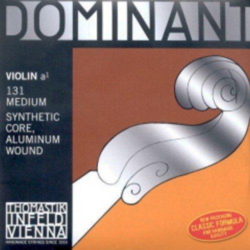 CUERDA VIOLIN - Thomastik (Dominant 131) (Nylon/Aluminio) 2ª Medium Violin 4/4 la