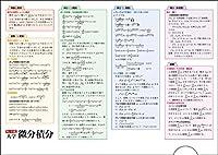 クリアファイル(大学数学の基礎:微分積分) A4 数研グッズ