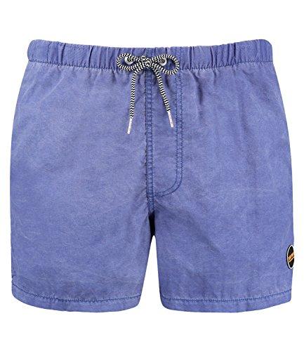 Shiwi Herren Badeshorts Swimshorts Badehose 4172101026 , Farbe:Blau;Wäschegröße:S;Artikel:-640 high blue