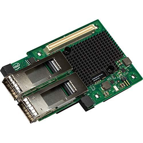 Intel Network XL710QDA2OCP Ethernet Server Adapter XL710-QDA2 Open Compute Project Brown Box