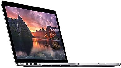 Apple MacBook Pro Retina 13 pulgadas MGX72LL/A / Intel Core i5 2.6 GHz / RAM 8 GB / 128 GB ssd / keyboard qwerty UK (Reaco...