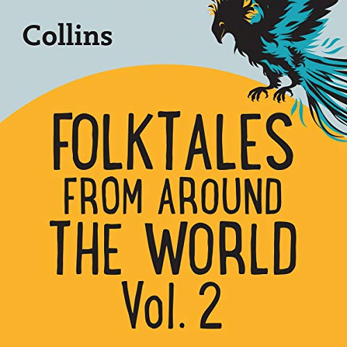 Folktales from Around the World Vol 2 cover art