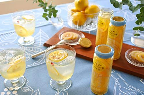 ヤマトフーズ瀬戸内レモン農園『飲む生レモン酢220g』