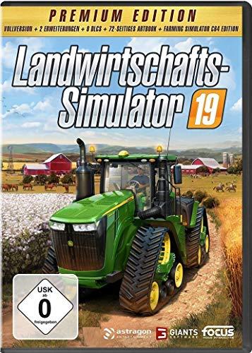 Landwirtschafts-Simulator 19 Premium   PC Code - Steam