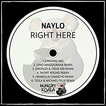 Right Here (EP)