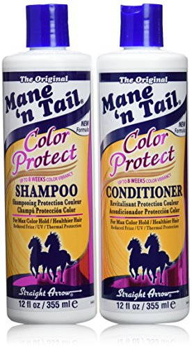 Mane 'n Tail Color Protect Kit shampoing et après-shampoing