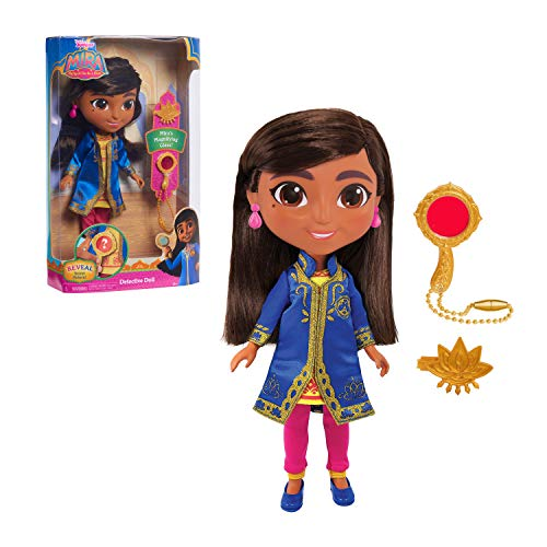 Disney Junior Mira, Royal Detective 10-Inch Mira Detective Doll