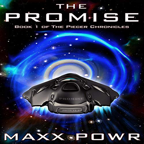 The Promise Audiobook By Maxx Powr cover art