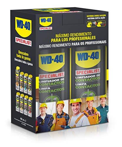 Limpiador de contactos - WD-40 Specialist 400ml - Pack de 2 unidades