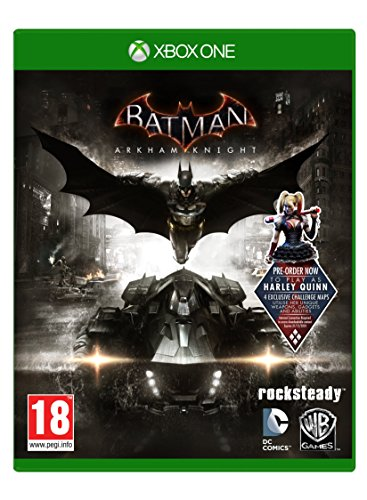 Batman: Arkham Knight - D1 Edition (Harley Quinn Dlc)