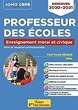 Concours Professeur des écoles - Enseignement moral et civique - Mise en situation professionnelle - Concours CRPE 2020-2021