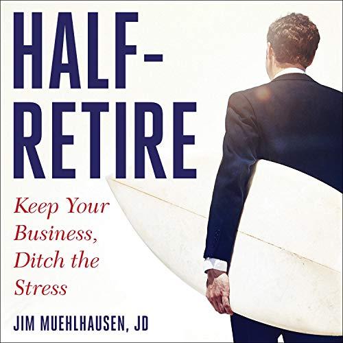 Half-Retire  By  cover art