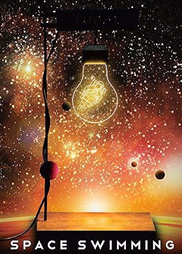 Aqua-Tropica ATLL-003 LUCHE Space Swimming Lampe de Croissance Lampe de Croissance Lampe de Plantation Lumière indirecte Wabi-Kusa Nano Aquarium Lumière de Lune