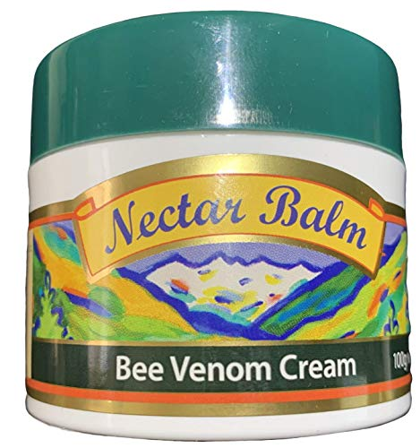 Nelson Honey Nectar Balm, essential and cold-pressed oils, with Manuka honey and added Bee Venom, Genuine New Zealand non-GMO,