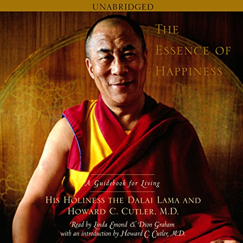 The Essence of Happiness audiobook cover art
