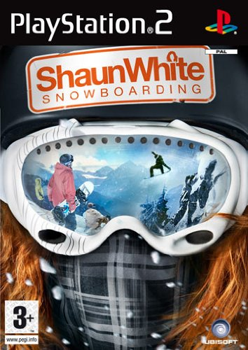 PS2 SHAUN WHITE SNOWBOARDING