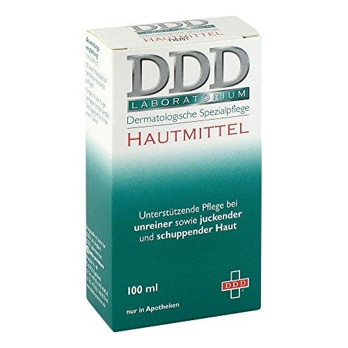 DDD Hautmittel dermatologische Spezialpflege, 100 ml