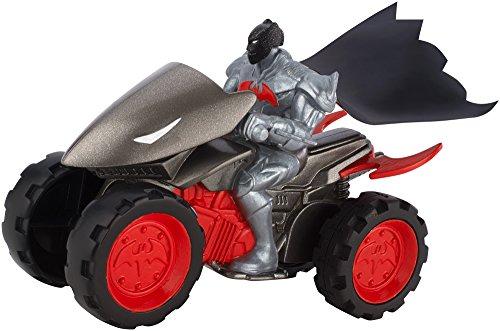 Mattel Batman Unlimited - Pull-Back Action Vehicle - ATV (Dkn49)