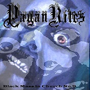 BLACK MAS IN CHURCH No.9