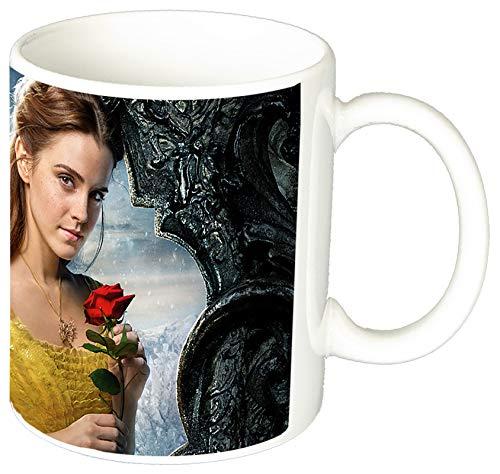 MasTazas La Bella Y La Bestia Beauty and The Beast Emma Watson B Taza Ceramica