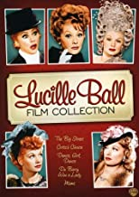 Lucille Ball Film Collectio: (Dance Girl Dance / The Big Street / Du Barry Was a Lady / Critic's Choice / Mame)