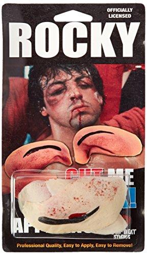 Rocky Balboa Costume Prosthetic Appliances