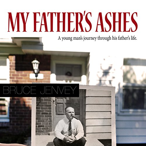 My Father's Ashes audiobook cover art