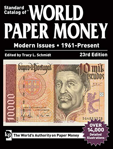 Standard Catalog of World Paper Money, Modern Issues, 1961-Present, 23rd Edition