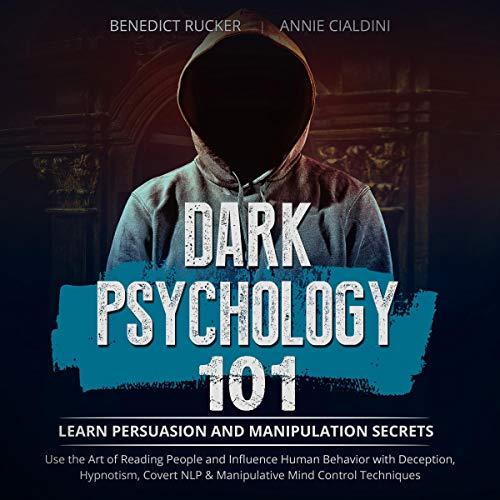 Couverture de Dark Psychology 101