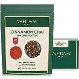 VAHDAM, té Chala Masala Chai (100 tazas) | ESPECIAS 100% NA