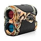 Best Rangefinders - Wosports Hunting Range Finder, 700 Yards Archery Laser Review