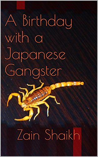 A Birthday with a Japanese Gangster