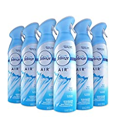 Doesn't just mask, cleans away odors with OdorClear Technology Febreze AIR (also know as Febreze Air Effects) cleans away odors and freshens with a light, fresh scent that's never overpowering Use Febreze AIR in entryways, bathrooms, laundry rooms, c...