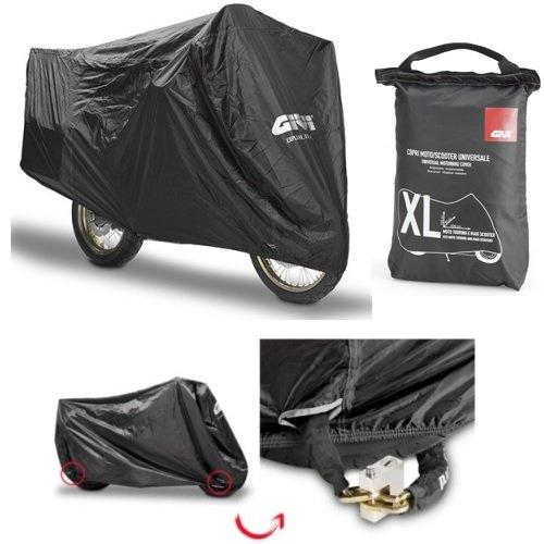 Compatible con Royal Enfield Electra Trial 500 Funda Bicicleta GIVI S202 Talla...