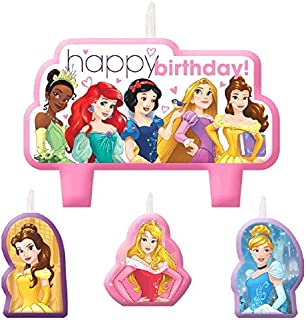 Candle Set | Disney Princess Dream Big Collection | Birthday