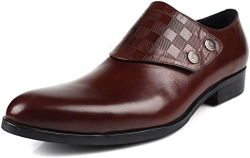 zapatos De Hombre Transpirable Moda Casual Low-Top zapatos Business Senderismo Wearable