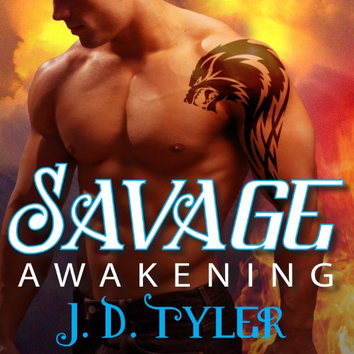 Savage Awakening cover art