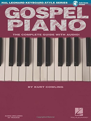 Image OfHal Leonard Keyboard Style Series : Gospel Piano Complete Guide (Comprend Un Code Audio Téléchargeable En Ligne)