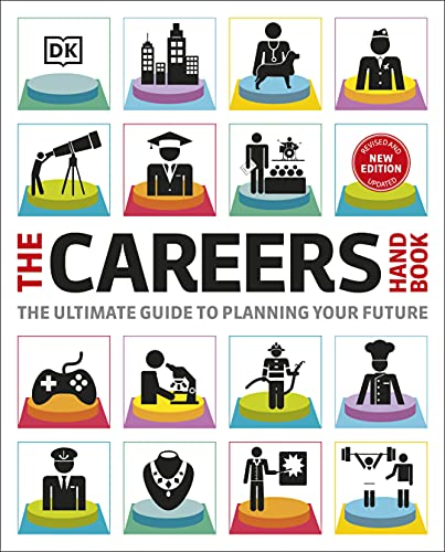 Compare Textbook Prices for The Careers Handbook: The ultimate guide to planning your future  ISBN 9780241363621 by DK