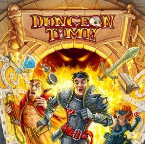 ARES Dungeon Time (Juego de Mesa en Castellano)