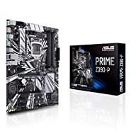 ASUS Prime Z390-P LGA1151 (Intel 8th and 9th Gen) ATX Motherboard for Cryptocurrency Mining(BTC) with Above 4G Decoding…