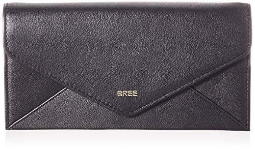 BREE Collection Vivid 148, Accessori da Viaggio-Busta per la Custodia per Carte di Credito Donna, Nero
