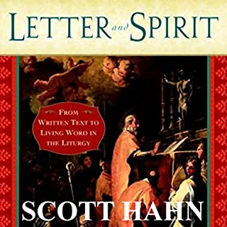 Letter and Spirit audiobook cover art
